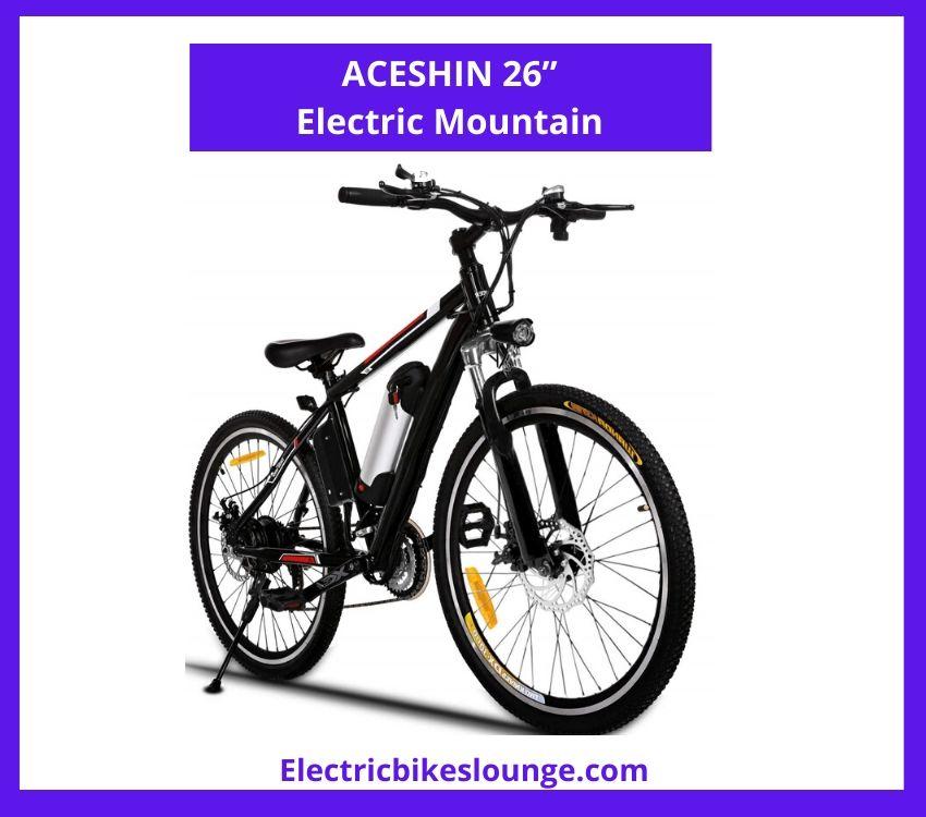 "Aceshin 26"" ElectricMountain"
