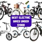 Best Electric Bikes Under $1000 in 2021 – Reviews & Buyer Guide