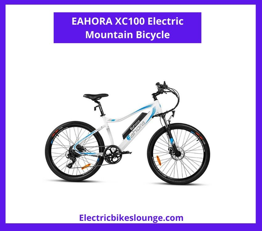 Eahora XC100 Electric Mountain Bicycle