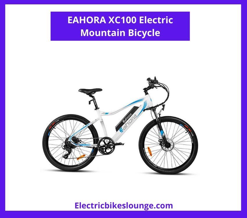 Eahora XC100 Electric Mountain Bicycle