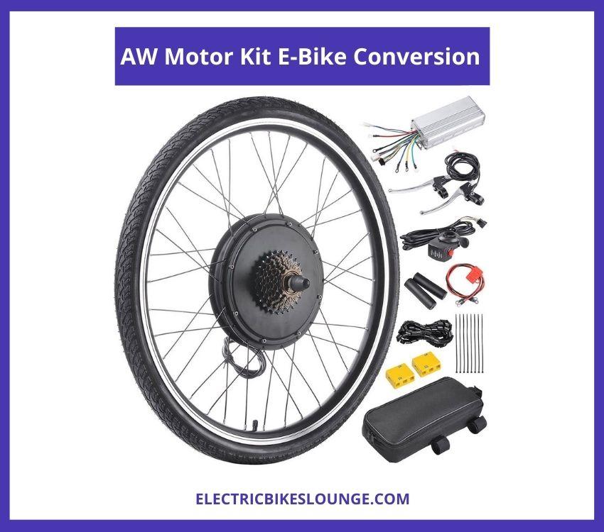 AW Motor Kit E-Bike Conversion