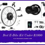 Top 5 Best E-Bike Kit Under $1000 Review 2021