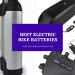 Best Electric Bike Batteries