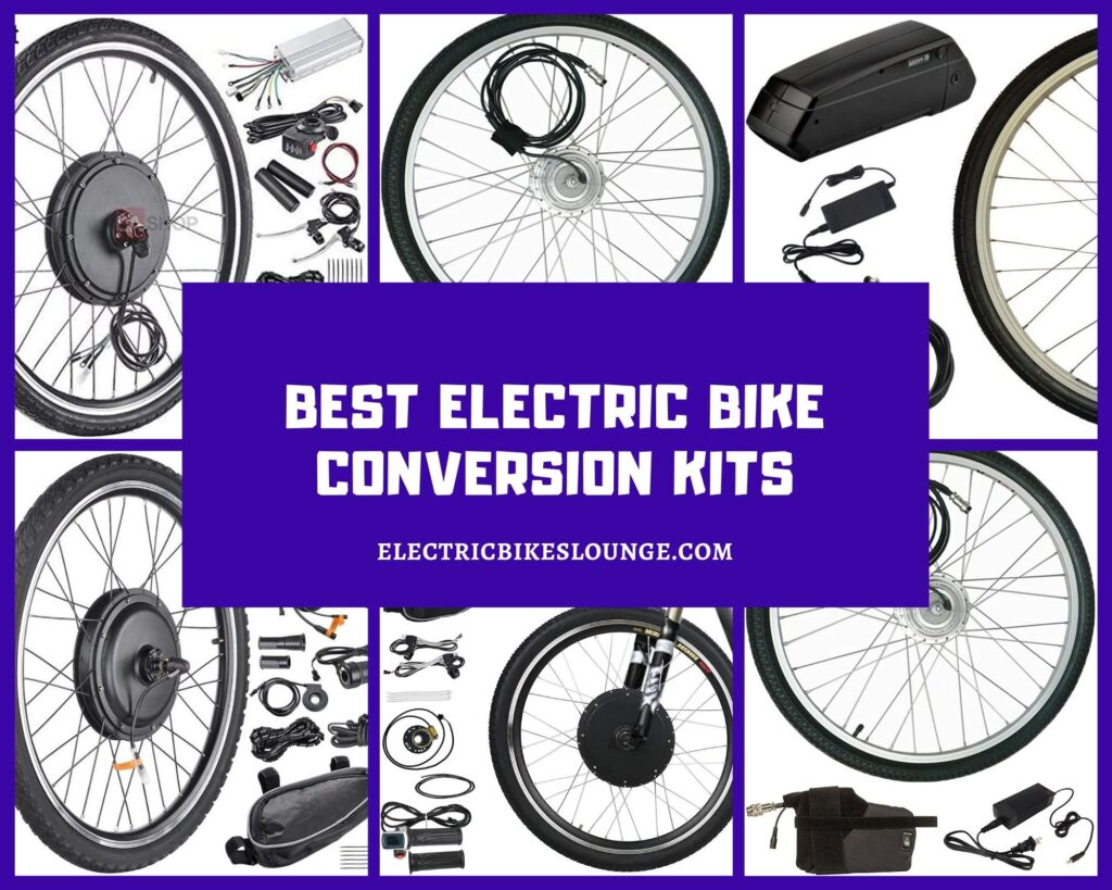 Best Electric Bike Conversion Kits