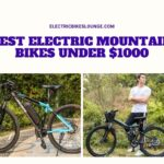 Best Electric Mountain Bike under 1000