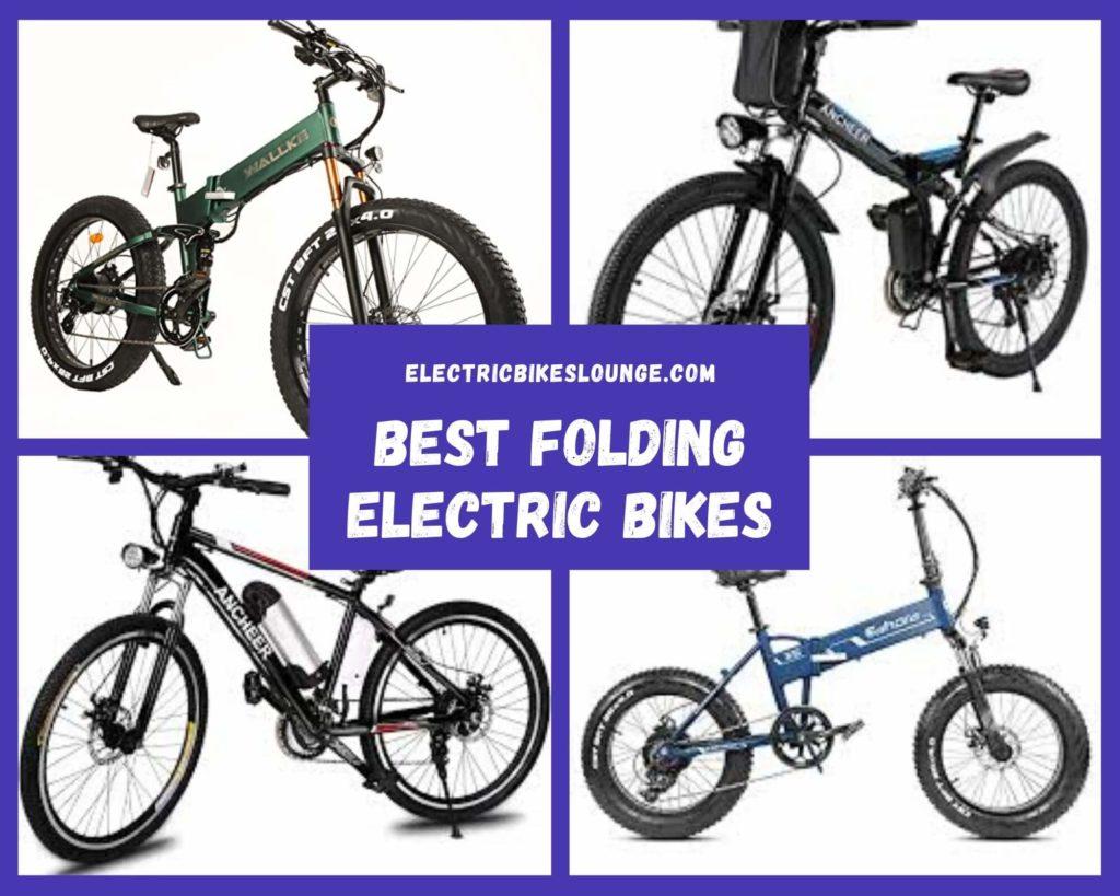 Best Folding Electric Bikes Reviews