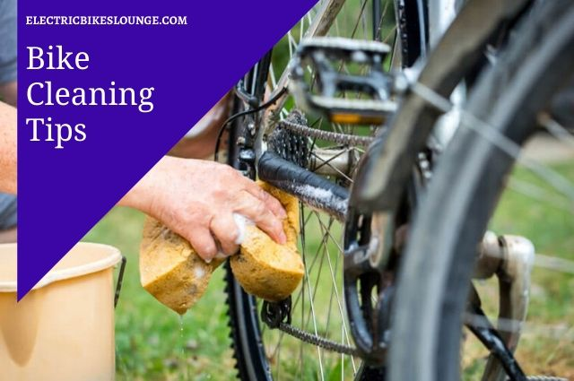 Bike Cleaning Tips Guide on How to Clean A Bike
