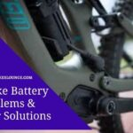 E Bike Battery Problems & their Solutions