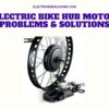 Electric Bike Hub Motor Problems