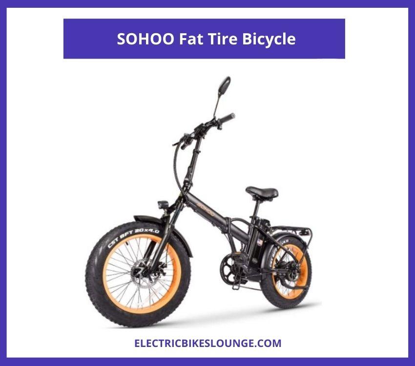 SOHOO Fat Tire Bicycle