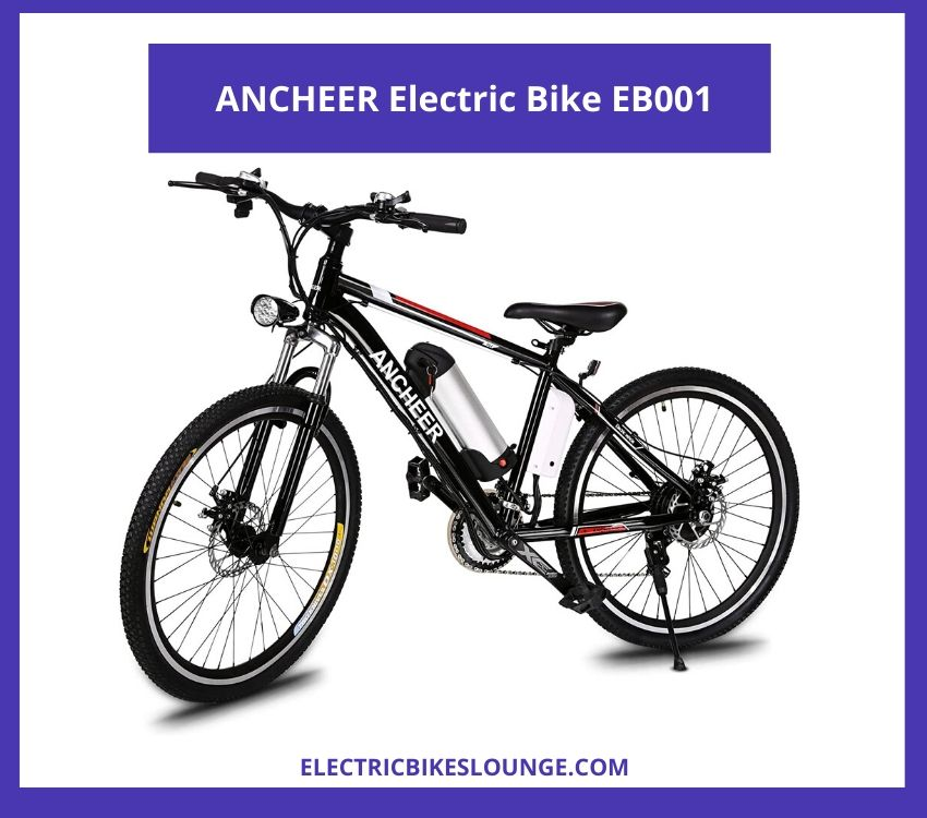 best commuting ebike ANCHEER EB001