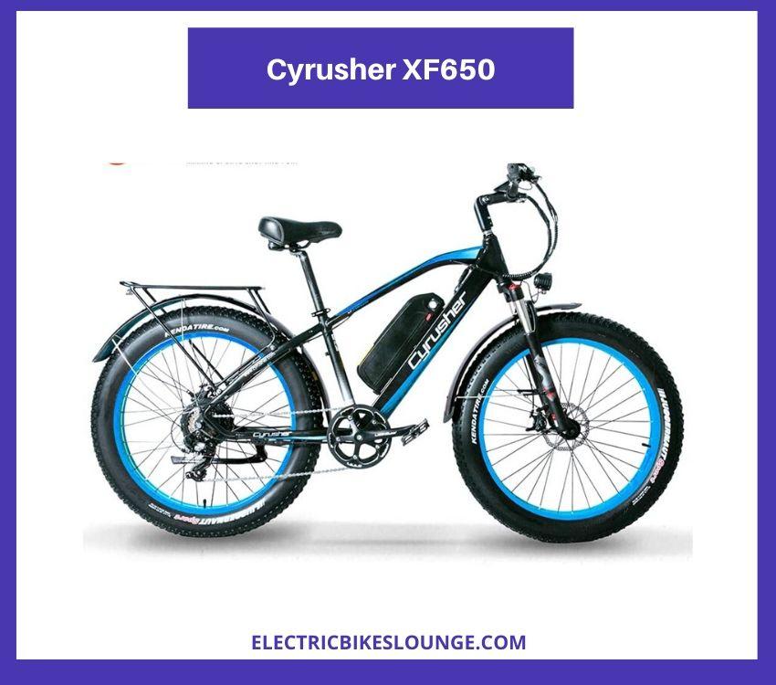 best downhill mountain bike Cyrusher xf650