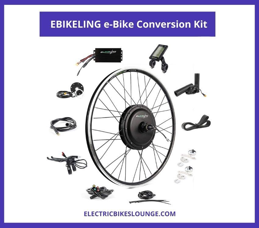 best e-Bike Conversion Kit under 1000