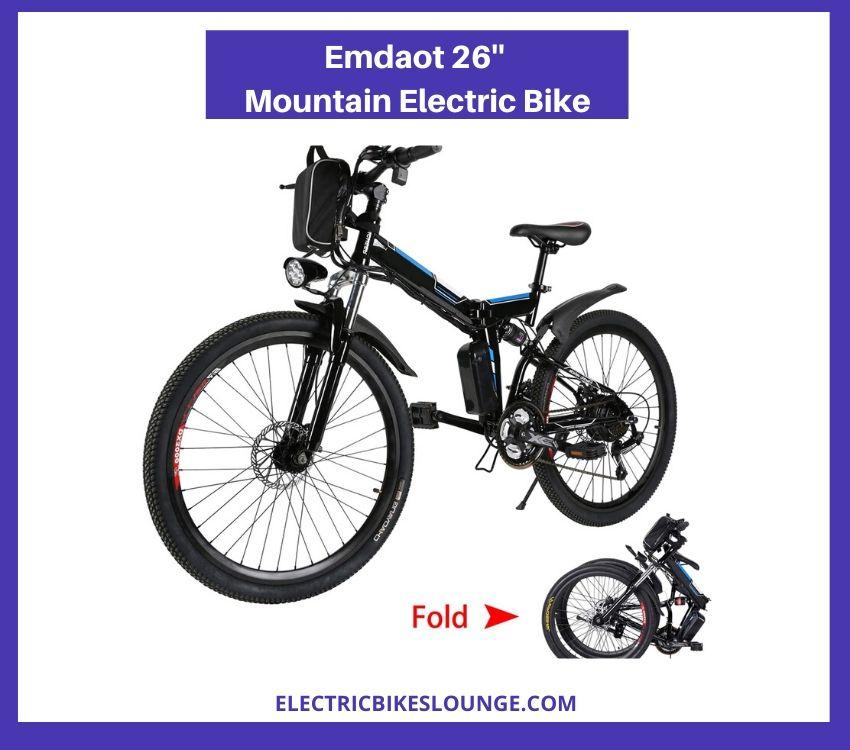 best e mountain bike 2020 emdaot