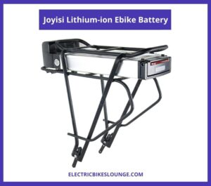 best electric bike battery