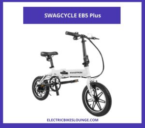 best electric bikes for commuting SWAGCYCLE EB5 Plus