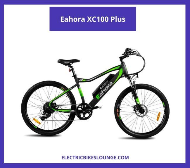 best electric full suspension mountain bike eahora