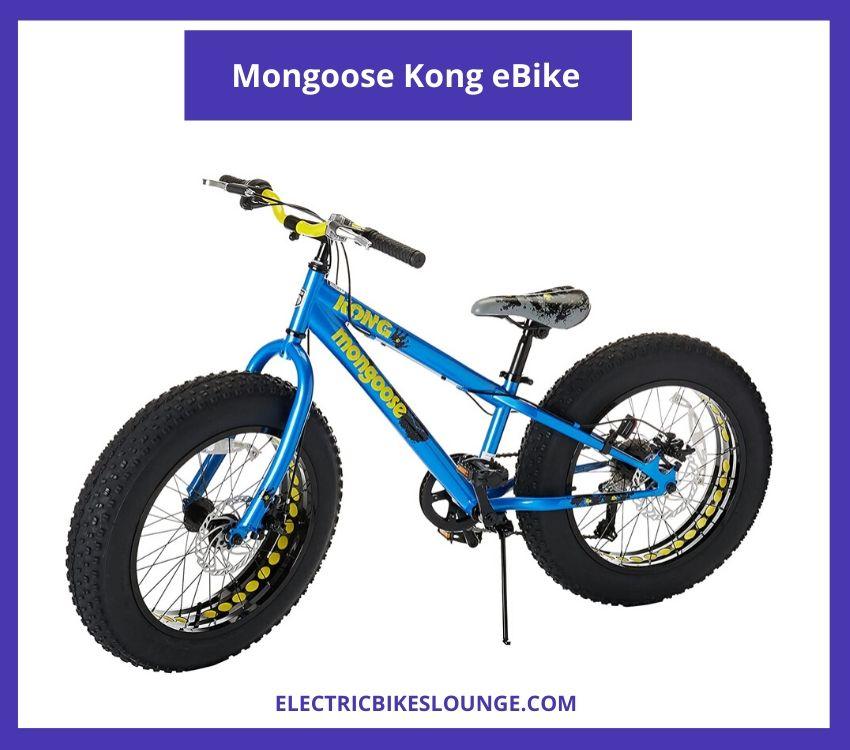 big wheel electric bike