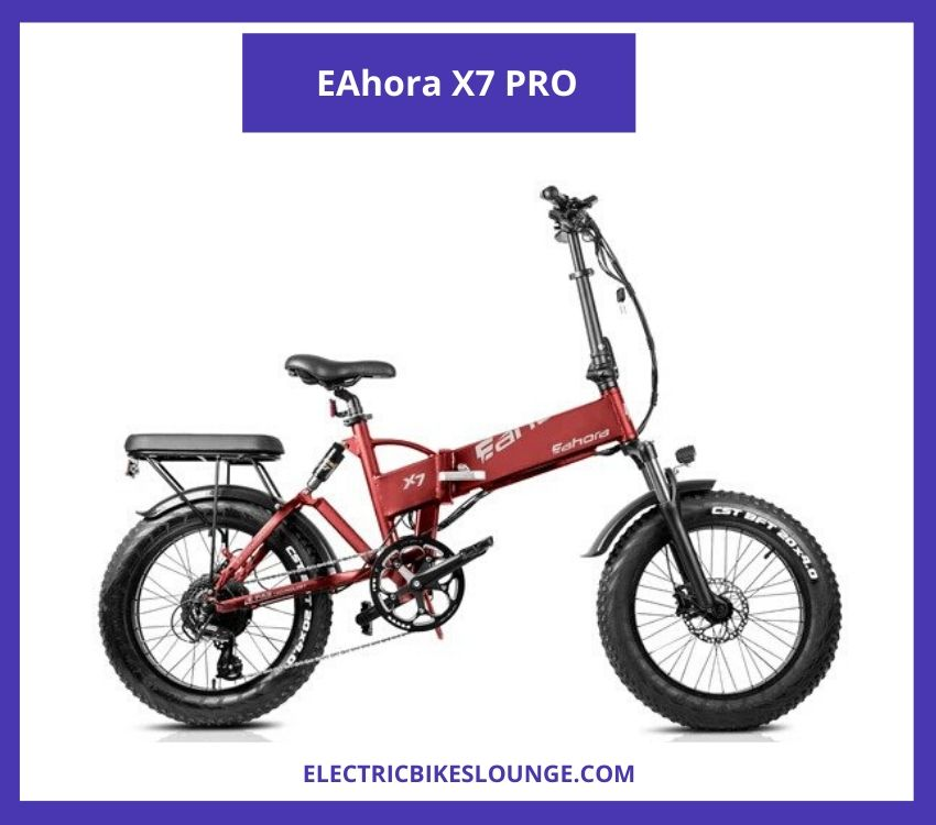 eAhora X7 PRO