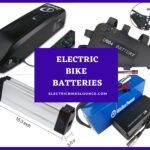 All About Electric Bike Batteries