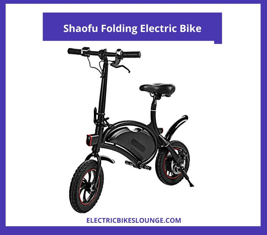 electric commuter bicycle Shaofu