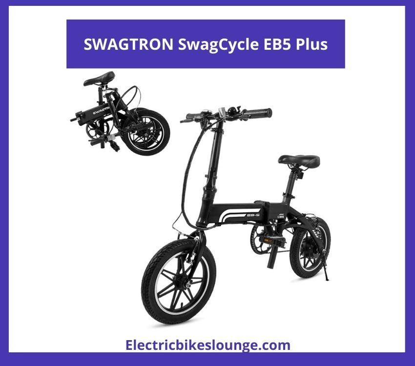 electric folding bike Swagtron