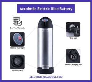 lithium batteries for electric bikes