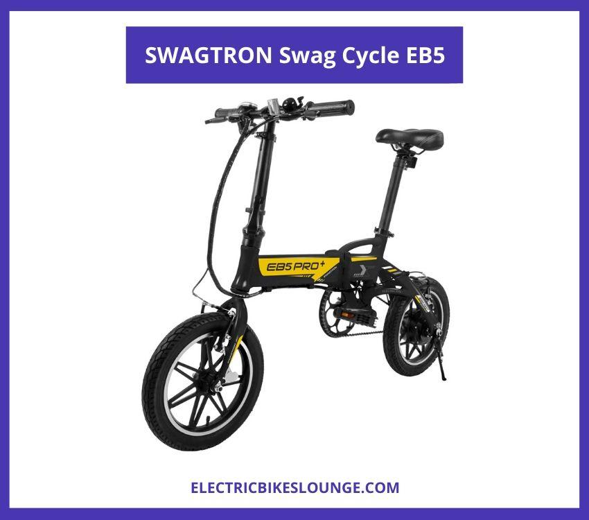 woman electric bike